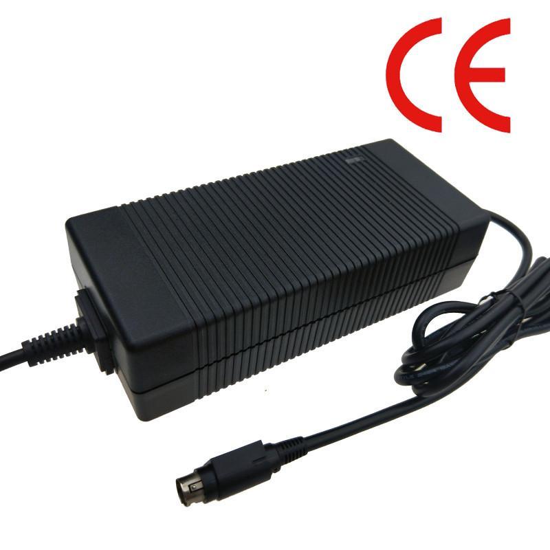 UL60950-1认证37.8V2A锂电池充电器 9串锂电池组充电器 1