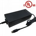 UL60950-1认证37.8V2A锂电池充电器 9串锂电池组充电器 3