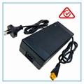 UL PSE GS認証63V2A鋰電池充電器 15串鋰電池組充電器 4