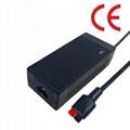 UL GS PSE認証60V3A鉛酸電池充電器,電動自行車充電器 2