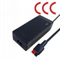 UL GS PSE認証60V3A鉛酸電池充電器,電動自行車充電器 3