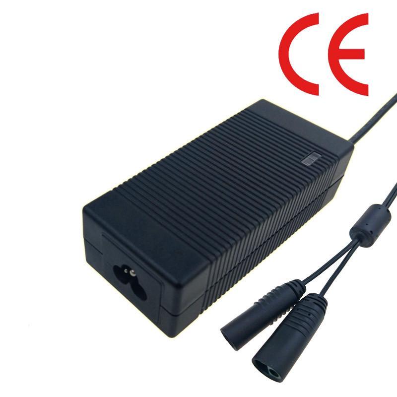 UL60335-1认证48V2A 96W铅酸电池充电器 4串铅酸电池组充电器 2