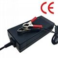 58.4V3A鉛酸電池組充電器