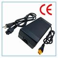 UL60950认证73V2A磷酸铁锂电池充电器,20串铁锂电池组充电器 2