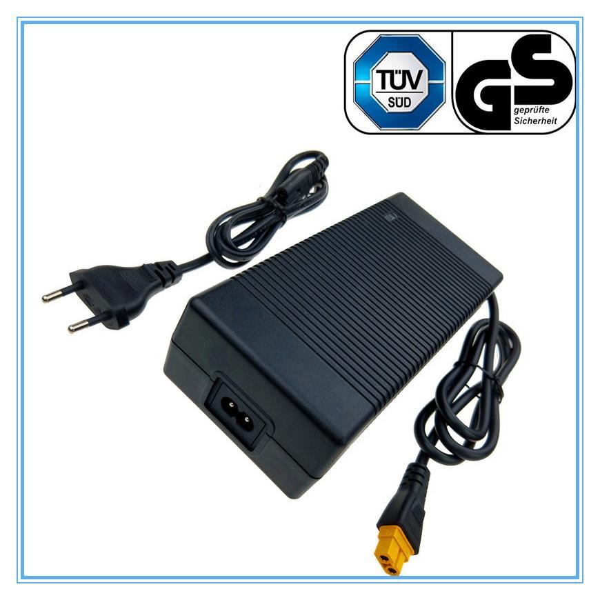 UL60950认证73V2A磷酸铁锂电池充电器,20串铁锂电池组充电器 3