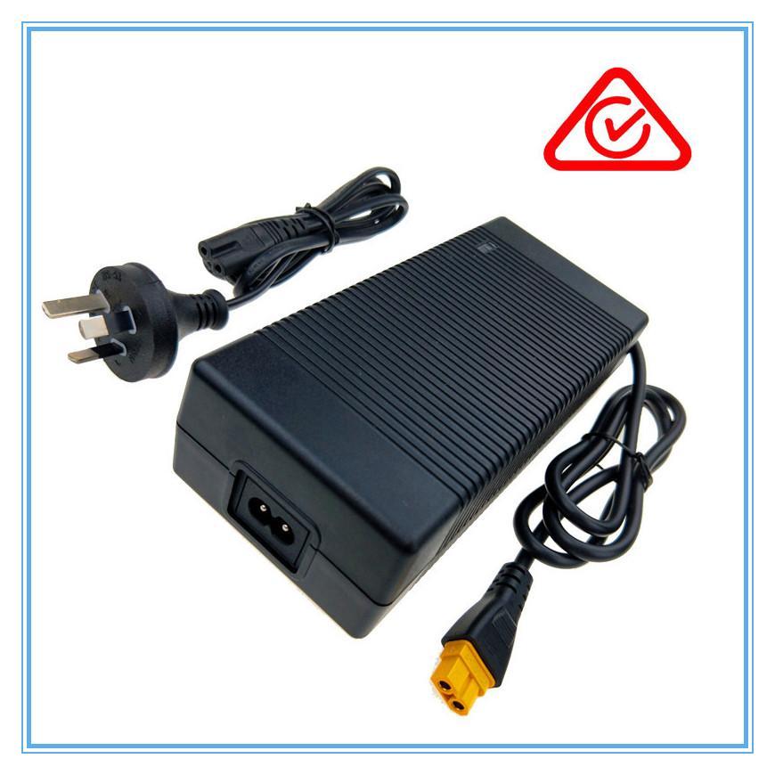 UL60950認証73V2A磷酸鐵林電池充電器,20串鐵鋰電池組充電器 3