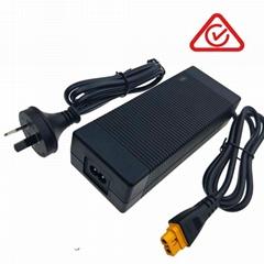 Wholesale 29.2v 4a LifePO4 battery charger for E-bike