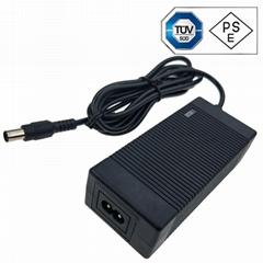 12.6V4A鋰電池充電器 UL PSE SAA認証充電器