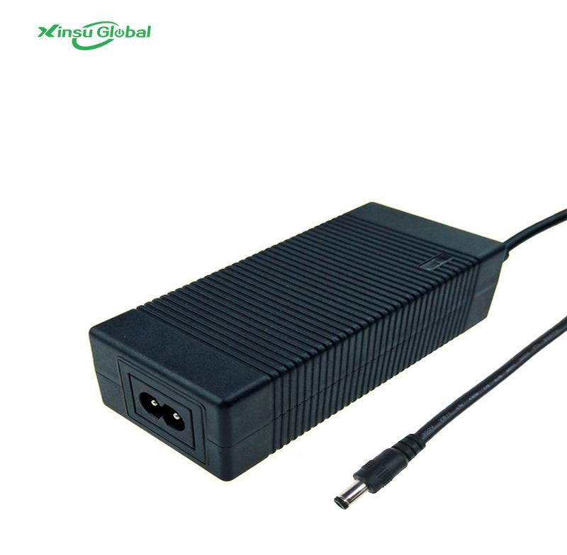 CE ROHS UL FCC PSE KC认证锂电池充电器 29.4V2A 2