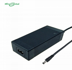 ce rohs ul fcc pse kc li-ion battery charger 29.4v 2a