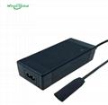 CE ROHS UL FCC PSE KC认证锂电池充电器 29.4V2A 3