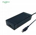 CE ROHS UL FCC PSE KC認証鋰電池充電器 29.4V2A 5