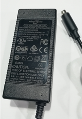 42V2A鋰電池充電器 可折疊電動自行車充電器