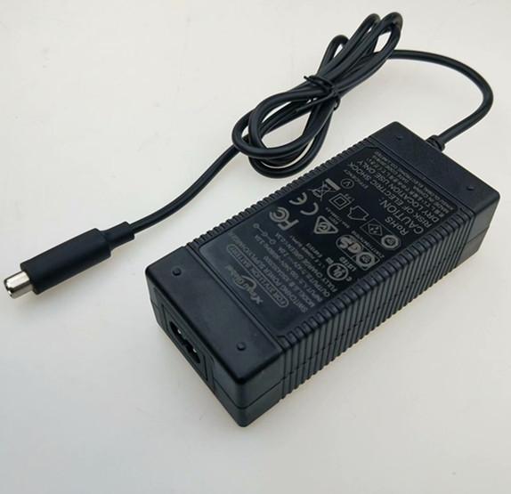 42V2A锂电池充电器 可折叠电动自行车充电器 2