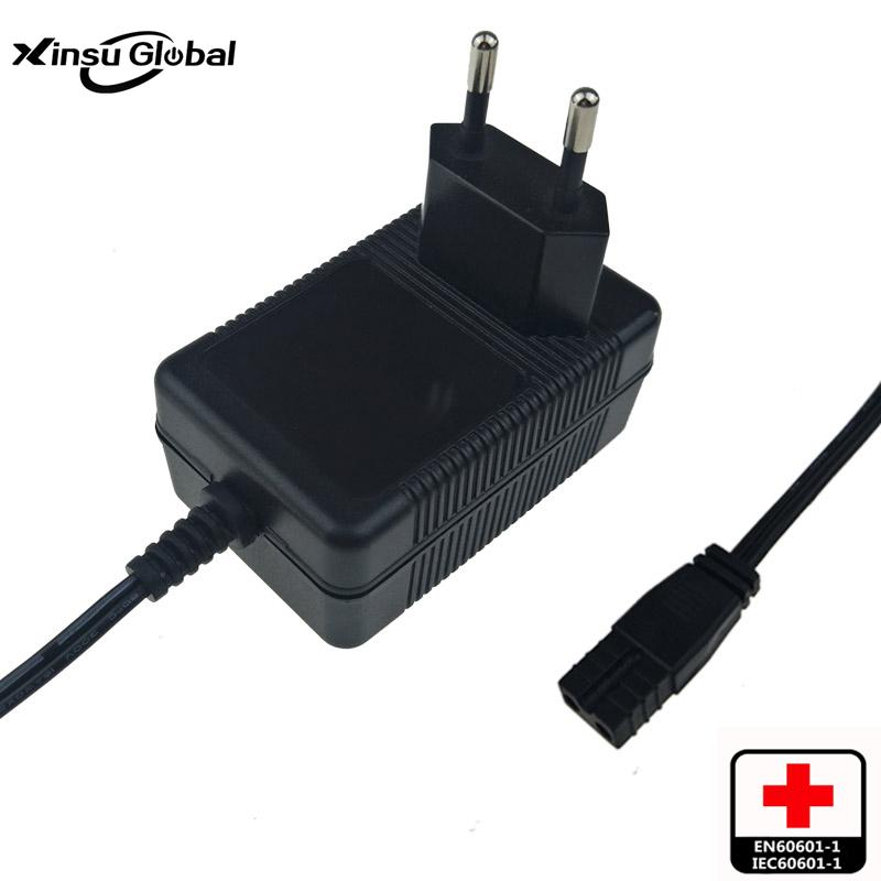 medical respiator battery charger 16.8v1.5a 4