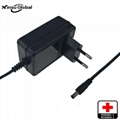 IEC60601 12.6v1.5a li-ion battery charger for respiator  2
