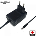 IEC60601 12.6v1.5a li-ion battery charger for respiator  3