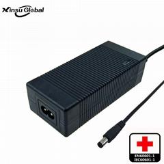 EN60601-1認証12.6v5a醫療充電器 醫療檢測設備充電器