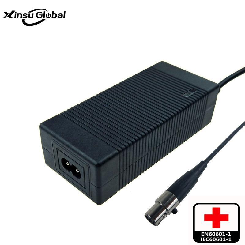 en60601-1 12.6v5a medical li-ion charger iec60601 2