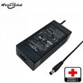 en60601-1 12.6v5a medical li-ion charger iec60601 3