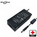 en60601-1 12.6v5a medical li-ion charger iec60601 4