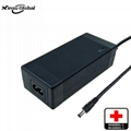en60601-1 12.6v5a medical li-ion charger iec60601 5