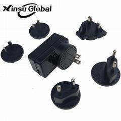 5V0.6A适配器 转换头电源适配器