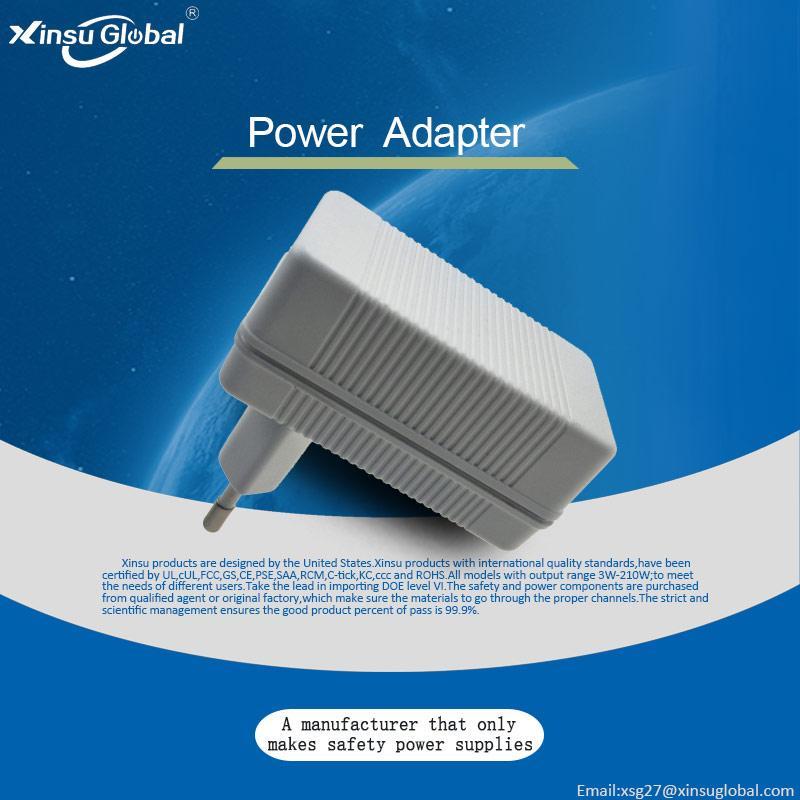 GEMS能效认证5V2A USB接口电源适配器 6