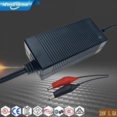 24V1.5A 电源适配器 IEC62368认证电源适配器