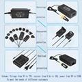 UL PSE GS认证48V1.5A 可换插头/转换脚电源适配器 6