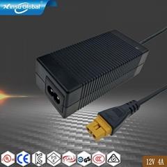 48W 12v 4A AC开关电源适配器