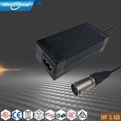 19V3.42A电源适配器 笔记本电脑适配器