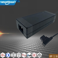 UL60335认证48V2.5A AC开关电源适配器