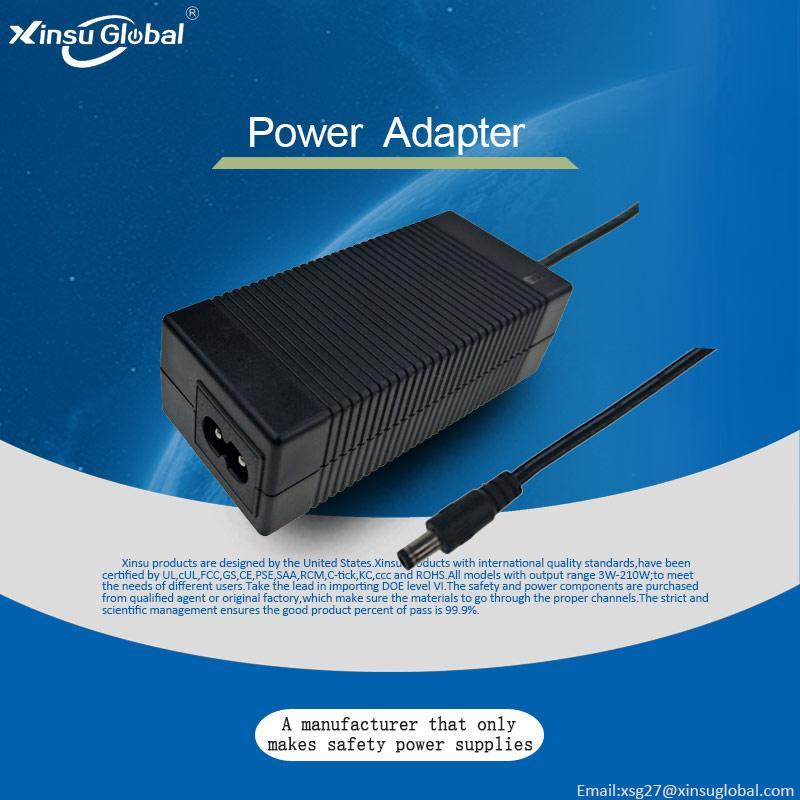 UL GS PSE认证24V7.5A开关电源适配器 5