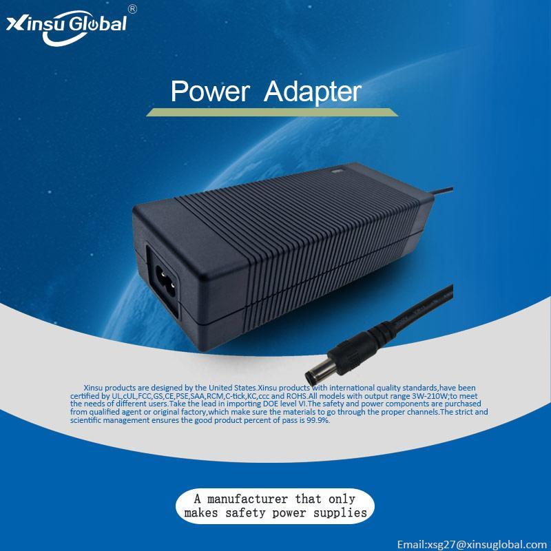 24V8A电源适配器 UL认证28V8A适配器 AC/DC适配器 5