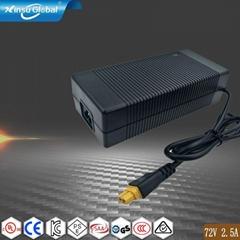 72V2.5A电源适配器 IEC62368标准认证适配器