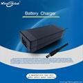 供應優質67.2V3A鋰電池充電器 大功率桌面式充電器 4