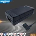 UL GS PSE認証25.2V2A鋰電池充電器 50.4W鋰電池充電器 1