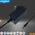UL PSE GS认证4.2V1.5A锂电池充电器 1