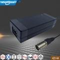 UL GS PSE认证42V4A锂电池充电器 十串锂电池组充电器 1