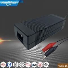 16.8V4A充电器 14.4V 14.8V电动工具充电器