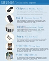 UL认证21V1A电池充电器 美规电池充电器 6