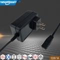 12.6V1A充电器 儿童教育机器人充电器 美规充电器 1