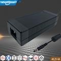 46.2V4A鋰電池充電器 U