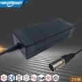 21V8A锂离子电池充电器 日