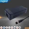 29.2V6A铅酸电池充电器