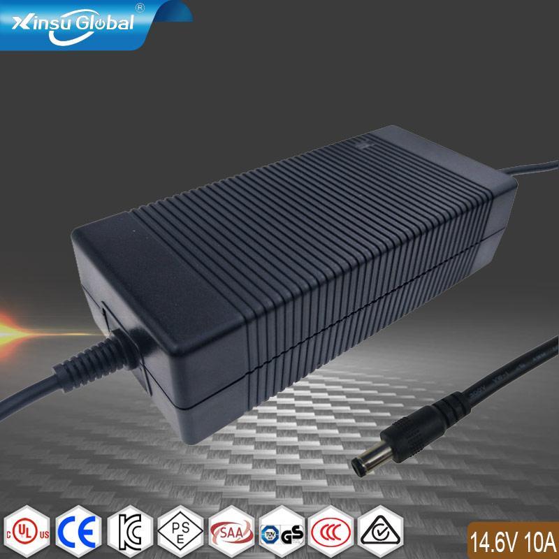 14.6V10A铅酸电池充电器 146W铅酸电池充电器 1