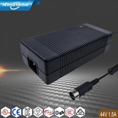UL認証44V1.5A鉛酸電池充電器 沙灘車充電器