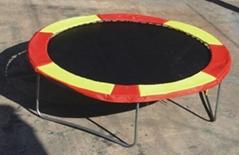 Round Fitness Trampoline