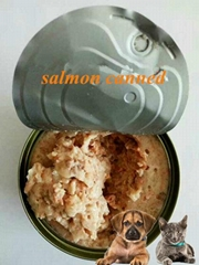 High Protein Delicious Dog Cat Canned Food